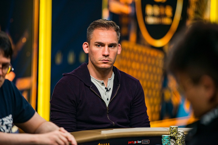 Justin Bonomo Triton Poker London 2019