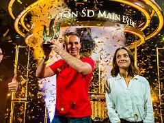 Джастин Бономо выиграл Главное Событие Triton Poker London 2019