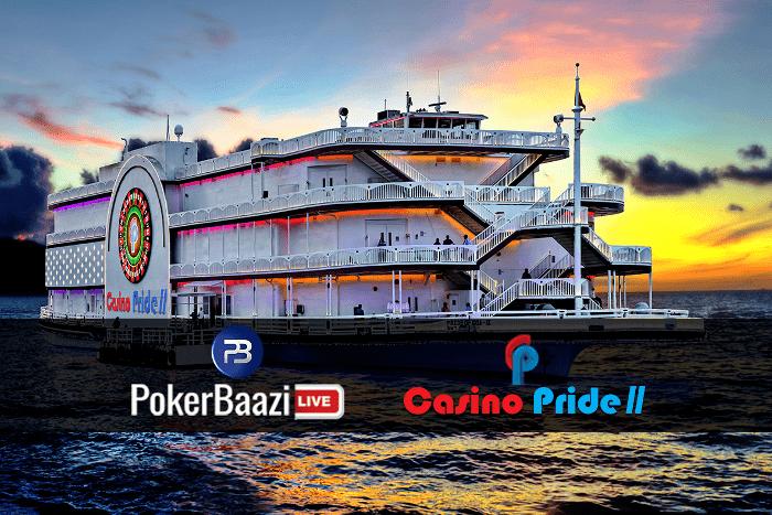 poker on ship