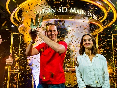 Justin Bonomo won Triton Poker London Main Event 2019