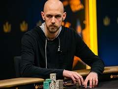Chidwick won in British Poker Open tournament