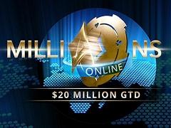 Satellites for MILLIONS Online started on PartyPoker