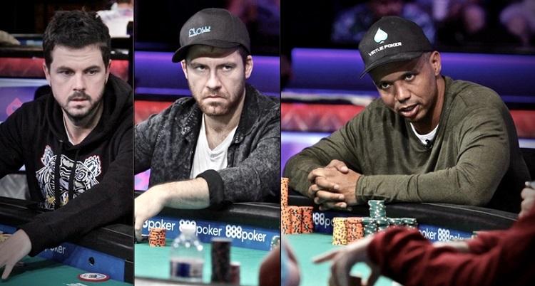 Покеристы не поделили выигрыш