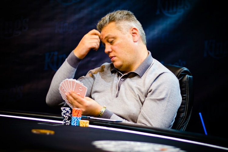 Сергей Рыбаченко 2019