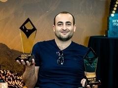 SPF Осень 2019: Тамасян выиграл Sochi Poker Cup