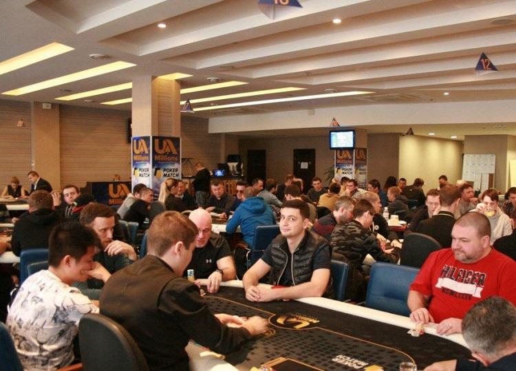 UA Millions PokerMatch