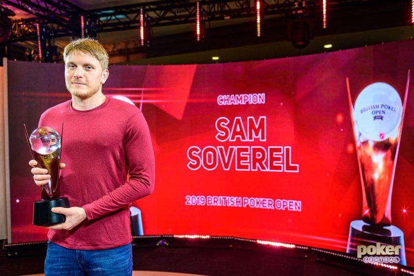 Сэм Соверел 2019