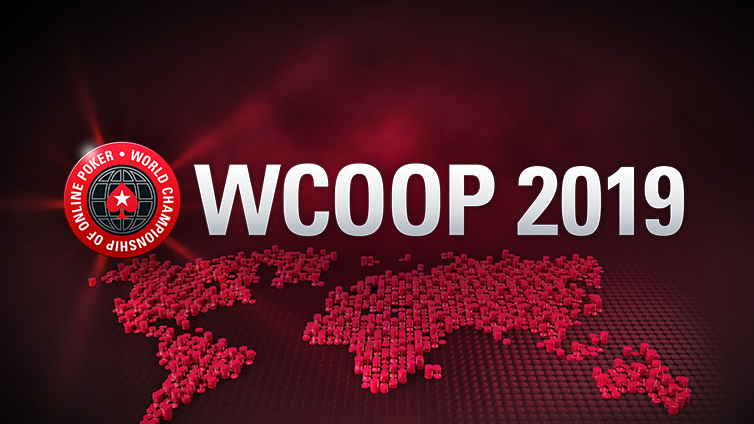 Россия и Бразилия лидируют на WCOOP 2019