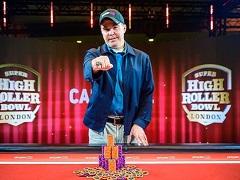 Кэри Кац выиграл Super High Roller Bowl 2019