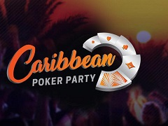 PartyPoker raffles 5 packages to the Caribbean Poker Party every Sunday