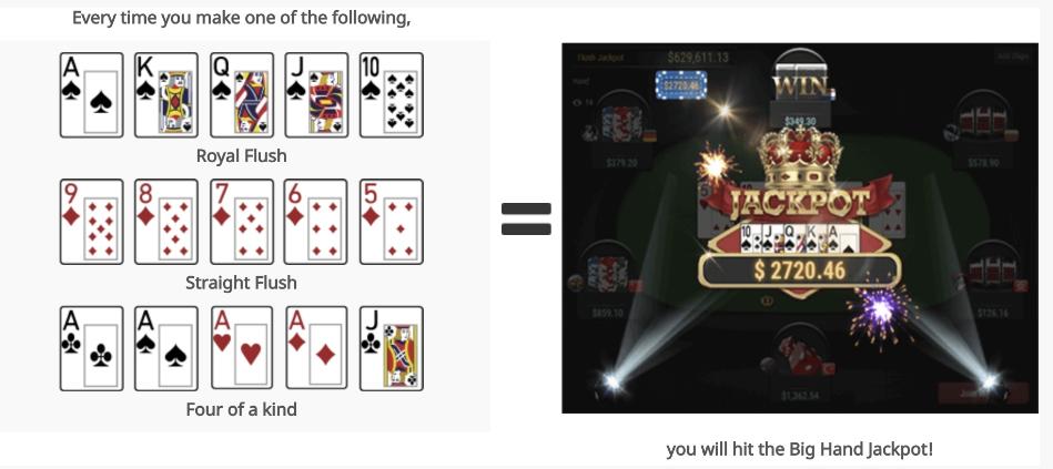Big Hand Jackpot