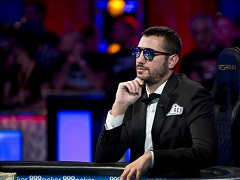 Dario Sammartino wins the WCOOP 2019 High Roller tournament