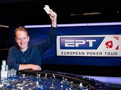 EPT Barcelona Main Event champion was determined