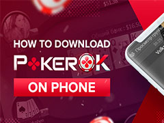 How to download GGPokerOK mobile client on Android and IOS