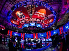 15 gold bracelets will be ruffled at WSOPE 2019