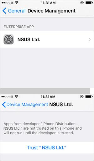 NSUS Ltd