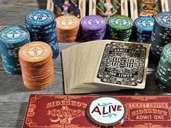 Все, что нужно знать о покере на условные фишки