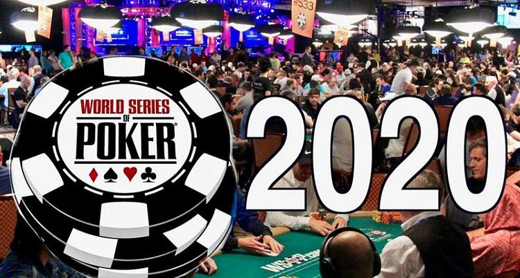 WSOP 2020