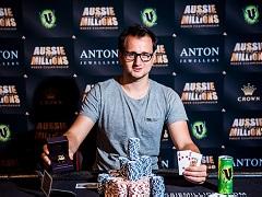 Aussie Millions: Райнер Кемпе стал победителем 25 000A$ Challenge