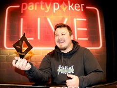 Николай Пономарев выиграл Mini ME PartyPoker Millions UK