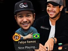 Фелипе Рамос присоединился к команде GGPoker
