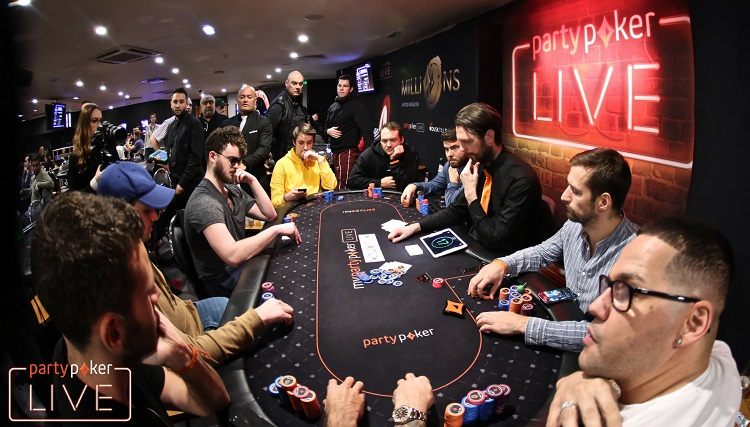 PartyPoker MILLIONS UK Main Event 2020
