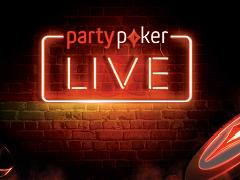 На PartyPoker Live запускается опция официального бэкинга