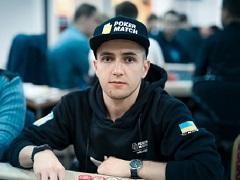 Украинец выиграл второй турнир-миллионник на PokerMatch за полгода