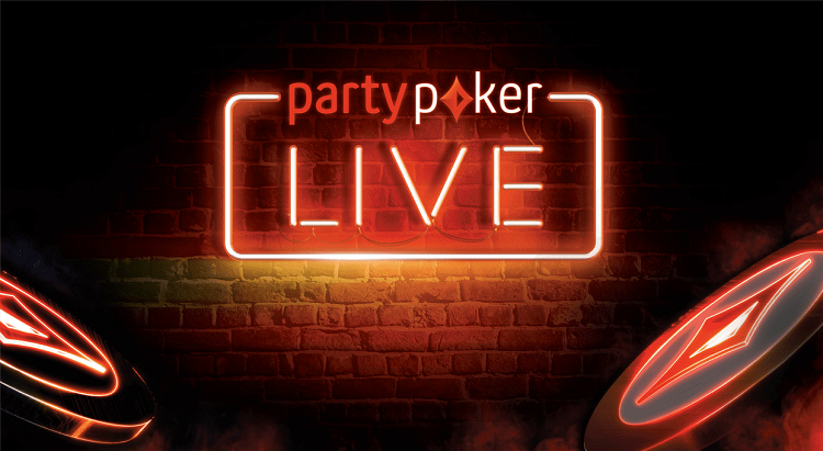 PartyPoker Live 2020