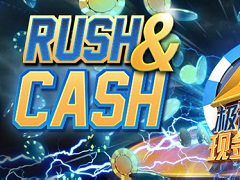 Win a Rush&Cash race at GGPokerOK and get your share of $375 000