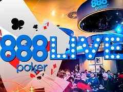 Full schedule of 888poker LIVE events in 2020