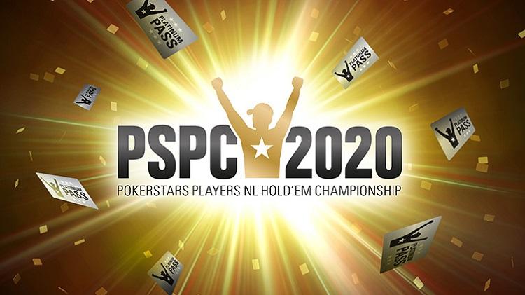 Platinum Pass at PSPC 2020