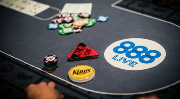 888poker LIVE in 2020