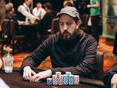 Steve O'Dwyer took the 3rd place in AU$25 000 Challenge at Aussie Millions