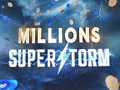 Millions Superstorm at 888poker – get your share from millionth gifts