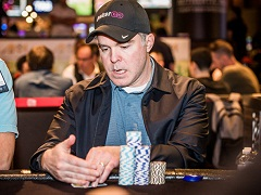 Cary Katz took runner up in A$50 000 Challenge at Aussie Millions