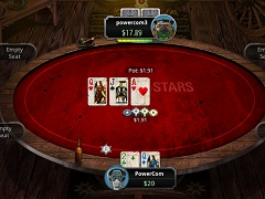 Aurora at PokerStars: old game tables are no longer available
