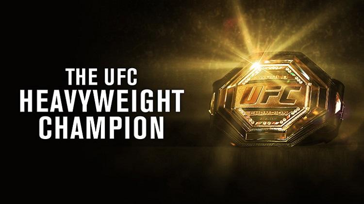 The UFC Heavyweight Champion на PokerStars