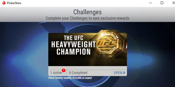 The UFC Heavyweight Champion