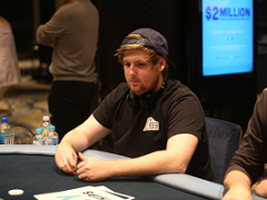 Australian poker player appeared in the middle of backing scandal