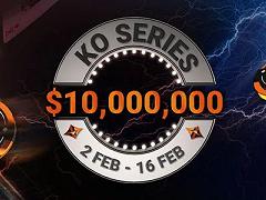 KO Series возвращается на PartyPoker с гарантией 10 000 000$