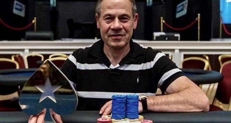 Isai Scheinberg 2020