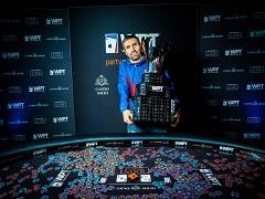 Алексей Бадулин победил в Главном Событии WPT Russia 2020