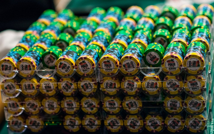 High Roller tournaments at WSOP 2020
