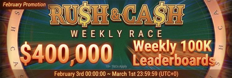 Rush&Cash 2020