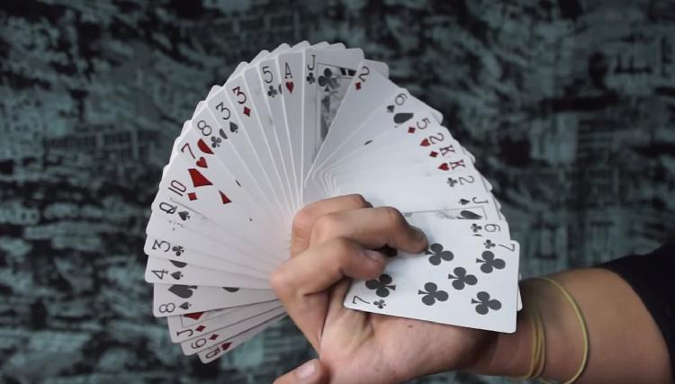 Трюки с картами