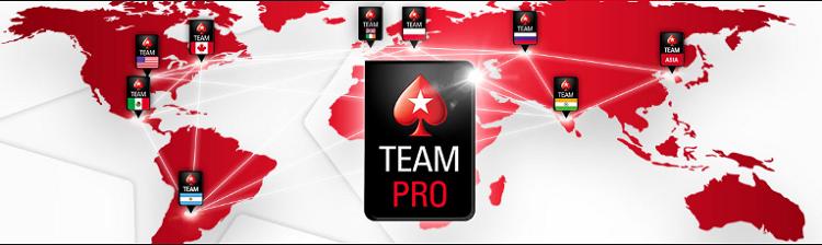 Team PRO PokerStars 2020