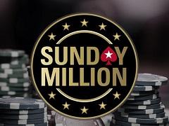PokerStars held Sunday THREE Million with prize pool of $3 500 000