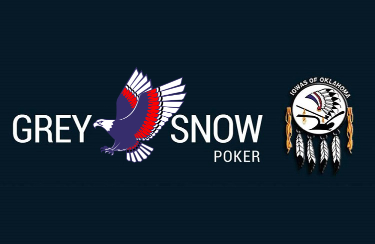Grey Snow Poker