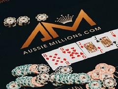 Aussie Millions 2020 kicked off in Australia